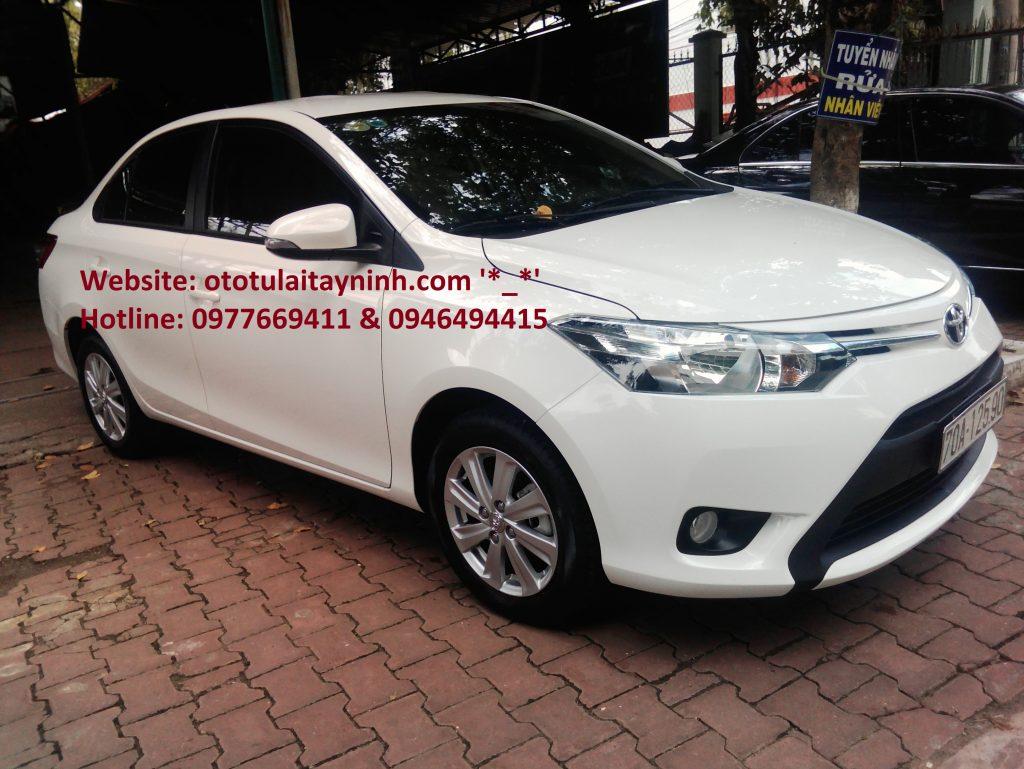 dịch vụ cho thuê xe ô tô tự lái Tây Ninh